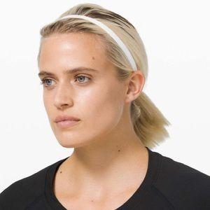 🆕Lululemon Get In Line Headband 2 pack